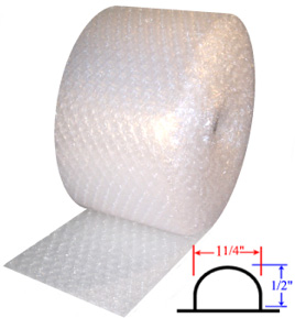 Large 1/2'' Bubble Rolls