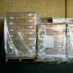 40'' x 24'' x 72''  - 2 Mil   Clear Pallet Covers - case of 100