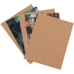 12'' x 12''  Heavy-Duty Chipboard Pads - bundle of 490