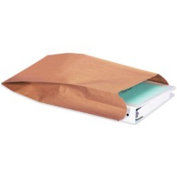 10 1/2'' x 3 3/4'' x 19''  Gusseted Nylon Reinforced Mailers - case of 250