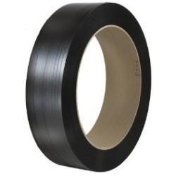 1/2'' x 9000' - 16'' x 6'' Core Hand Grade Polypropylene Strapping - each