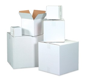 12x12x10'' White Boxes 25ct